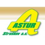 ASTUR Straškov, a.s. – logo společnosti