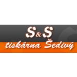 Š & Š TISKÁRNA – logo společnosti