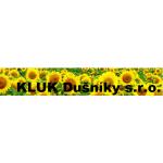 Družstvo KLUK Dušníky – logo společnosti