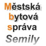 Městská bytová správa Semily, s.r.o. – logo společnosti