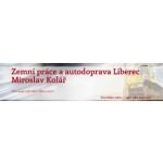 ZEMNÍ PRÁCE - Miroslav Kolář – logo společnosti