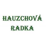 Hauzchová Radka- poradenství v oblasti výživy – logo společnosti
