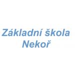 Základní škola Nekoř – logo společnosti