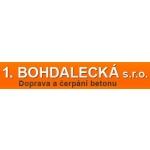 1. BOHDALECKÁ, s.r.o. – logo společnosti