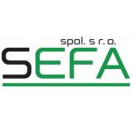 SEFA spol. s r.o. – logo společnosti