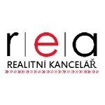 REA - realitní kancelář – logo společnosti