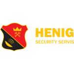 HENIG - security servis, s.r.o. - čerpací stanice LPG – logo společnosti