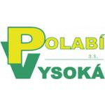 POLABÍ Vysoká, a.s. – logo společnosti