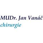 Vanáč Jan MUDr. – logo společnosti