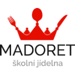 ŠKOLNÍ JÍDELNA MADORET – logo společnosti