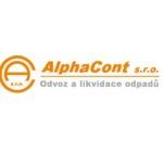 AlphaCont s.r.o. – logo společnosti