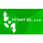 VÝTAHY DC, s.r.o. – logo společnosti