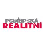 Podřipská realitní, a.s. – logo společnosti