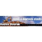 Dvořák Radek - výkopové práce – logo společnosti