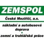 ZEMSPOL České Meziříčí, a.s. – logo společnosti
