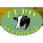 ZEPO BĚLOHRAD a.s. – logo společnosti