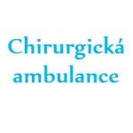 MUDr. Toman Jiří & MUDr. Miloslav Kapras Chirurgická ambulance – logo společnosti