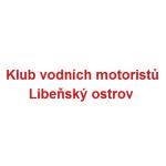 Klub vodních motoristů Libeňský ostrov – logo společnosti