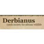 Derbianus Czech Society for African Wildlife, o. s. – logo společnosti