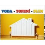 Voda Top Plyn s.r.o. – logo společnosti