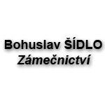 Šídlo Bohuslav – logo společnosti