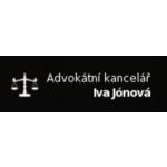IVA JÓNOVÁ- Advokátní kancelář – logo společnosti