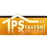 První Podřipská stavební a.s. – logo společnosti