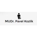 MUDr. Pavel Kozlík – logo společnosti