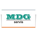 MDG Servis s.r.o. – logo společnosti
