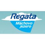 Regata Máchovo jezero, a.s. – logo společnosti