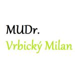 MUDr. Vrbický Milan – logo společnosti