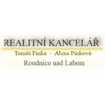 Pinková Alena- realitní kancelář Roudnice nad Labem – logo společnosti