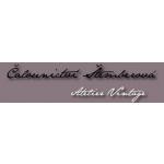 Dana Štemberová - Čalounictví Štemberová, Atelier Vintage – logo společnosti