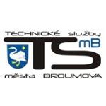 Technické služby města Broumova – logo společnosti