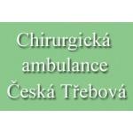 MUDr. Otakar Sotona s.r.o. Chirurgická ambulance Česká Třebová – logo společnosti