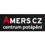 AMERS.CZ s.r.o. - Centrum potápění AMERS – logo společnosti
