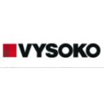 VYSOKO s. r. o. – logo společnosti