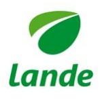 Lande – Návrhy a realizace zahrad – logo společnosti