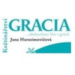 Harasimovičová Jana - KVĚTINÁŘSTVÍ GRACIA – logo společnosti