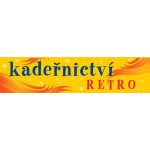 KADEŘNICTVÍ RETRO – logo společnosti