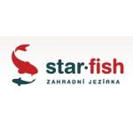 STAR-FISH zahradní jezírka – logo společnosti