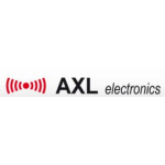 AXL electronics s.r.o. (pobočka Praha 8-Libeň) – logo společnosti