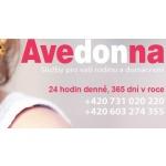 Monika Svobodová - Avedonna (pobočka Praha 1 Staré Město) – logo společnosti