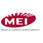 MEI Property Services, s.r.o. (pobočka Hradec Králové, Československé armády 954/7) – logo společnosti
