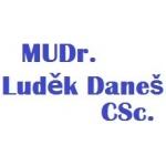 MUDr. Luděk Daneš, CSc. – logo společnosti