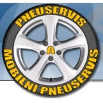 Pneuservis Patrik Valenta – logo společnosti