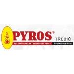 PYROS, spol. s r.o. (sídlo společnosti Praha 1) – logo společnosti