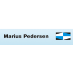 Marius Pedersen a.s. (pobočka Krupka) – logo společnosti