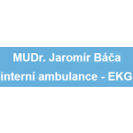 Báča Jaromír MUDr. – logo společnosti