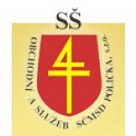 Střední škola obchodní a služeb SČMSD, Polička, s.r.o. – logo společnosti